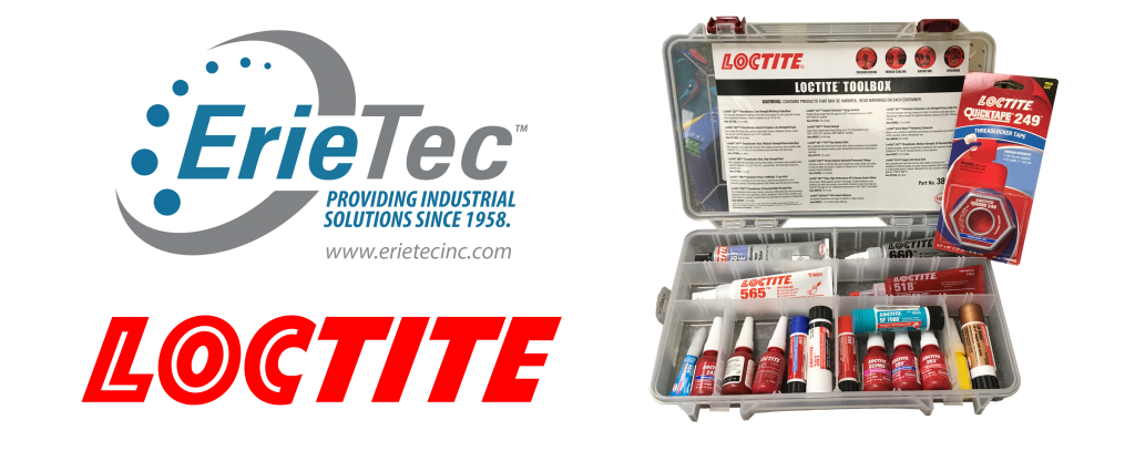 adhesives by loctite featured in the loctite toolbox