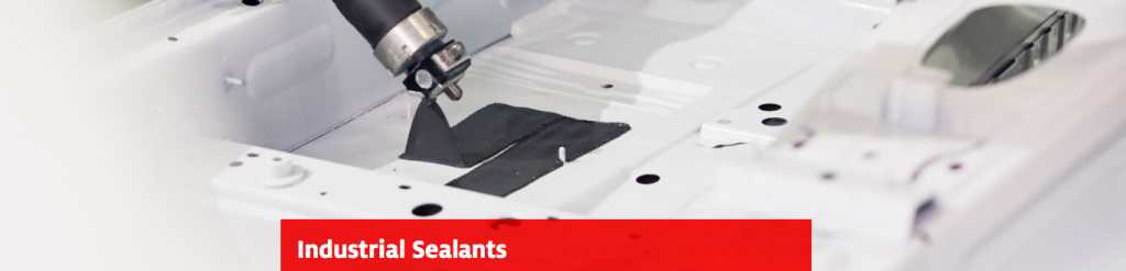 Industrial sealants are important to efficiency and safety in your plant.