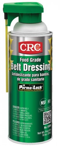 CRC Belt dressing industrial fluids and chemicals