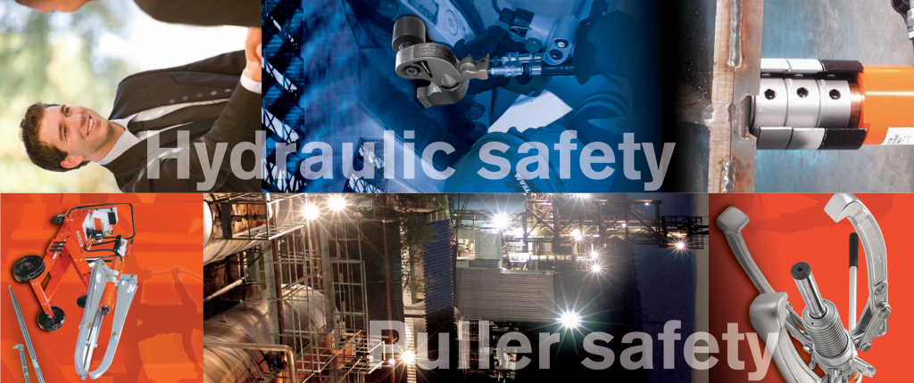 safety seminars with erietec and spx power team focus on hydraulic safety, puller safety, and other customizable in-house plant safety topics.