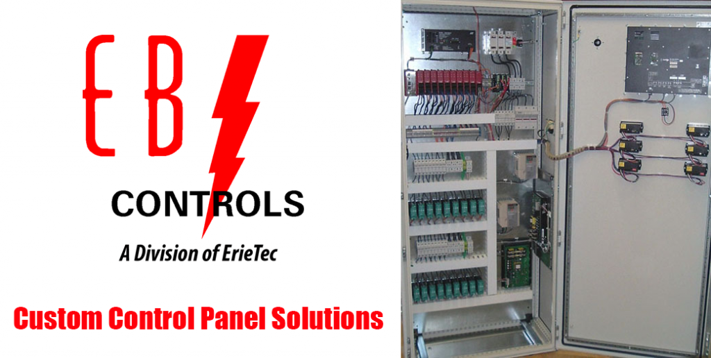 custom control panel solutions eb controls division of erietec panel building electrical manufacturer