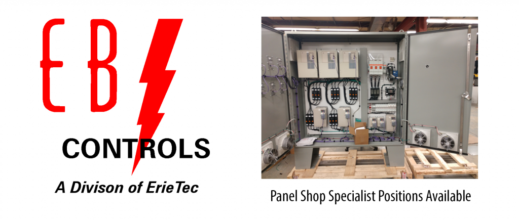 eb controls custom control panels built and designed in erie pa