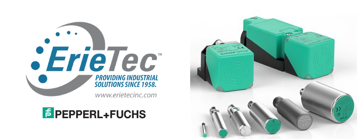 pepperl + fuchs inductive sensors in stock at erietec in pittsburgh, erie, st. marys, indiana, meadville, and altoona.